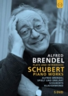 Alfred Brendel Plays and Introduces Schubert - DVD