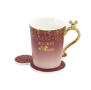 Mickey Berry Glitter Mug & Coaster Set - Book