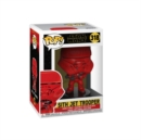 Funko Pop! Star Wars - Sith Jet Trooper Bobblehead (Rise of Skywalker) - Book