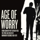 Age of Worry: From Country-pop to Freak-folk: The Space Age Relics Of... - Vinyl