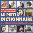 Petit Dictionnaire Chanson Francaise [french Import] - CD