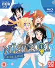Nisekoi - False Love: Season 2 - Part 2 - Blu-ray