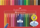 Faber Castell Grip Fibre Pens Pack of 20 - Book
