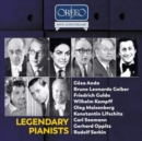 Legendary Pianists (40th Anniversary Edition) - CD