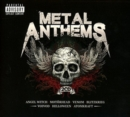 Metal Anthems - CD