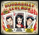Rockabilly Legends - CD