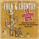 Folk & Country: 40 Christmas Hits - CD