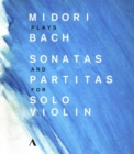 Midori Plays Bach Sonatas and Partitas for Solo Violin - Blu-ray