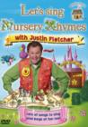 Let's Sing Nursery Rhymes With Justin Fletcher - DVD