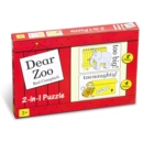 7940 Dear Zoo 2 In 1 Puzzle - Book