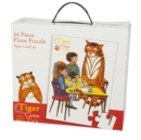 Tiger Who Came to Tea 24pc Floor Puzzle - Book