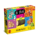 7335 Oi Frog 35pc Puzzle - Book