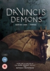 Da Vinci's Demons: Series 1-3 - DVD