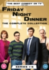 Friday Night Dinner: The Complete Collection - Series 1-6 - DVD