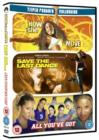How She Move/Save the Last Dance/All You've Got - DVD