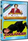 Anchorman - The Legend of Ron Burgundy/Zoolander - DVD
