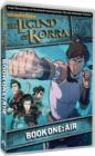 The Legend of Korra: Book One - Air - DVD