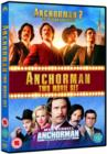 Anchorman/Anchorman 2 - DVD