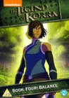 The Legend of Korra: Book Four - Balance - DVD