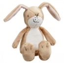 Guess How Much I Love You Hare Rattle Soft Toy - Book