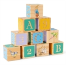 PETER RABBIT WOODEN PICTURE BLOCKS - Book