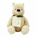 Classic Winnie the Pooh Soft Toy - Book