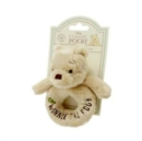 CLASSIC POOH RING RATTLE - Book