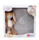 Guess How Much I Love You Soft Toy and Blanket Gift Set - Book