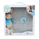 Peter Rabbit Soft Toy & Blanket Set - Book