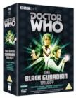 Doctor Who: The Black Guardian Trilogy - DVD