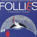 Follies: HIGHLIGHTS FROM ORIGINAL LONDON CAST RECORDING, 1987;A BROAD - CD