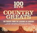 100 Hits: Country Greats - CD