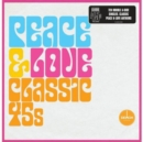 Classic 45s: Peace and Love - Vinyl