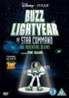 Buzz Lightyear of Star Command - The Adventure Begins - DVD