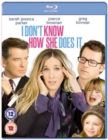 I Don't Know How She Does It - Blu-ray