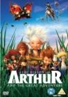 Arthur and the Great Adventure - DVD
