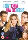 I Don't Know How She Does It - DVD