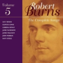 Complete Songs of Robert Burns - Vol 5 - CD