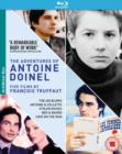 The Adventures of Antoine Doinel: Five Films By François Truffaut - Blu-ray