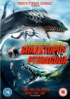 Jurassic Wars - Sharktopus Vs. Pteracuda - DVD