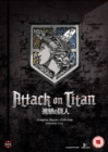 Attack On Titan: Complete Season One Collection - DVD