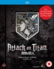 Attack On Titan: Complete Season One Collection - Blu-ray
