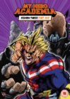 My Hero Academia: Season Three, Part One - DVD
