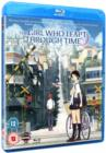 The Girl Who Leapt Through Time - Blu-ray