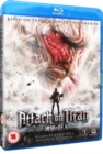 Attack On Titan: Part 1 - Blu-ray