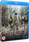 Attack On Titan: Part 2 - End of the World - Blu-ray