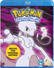 Pokémon - The First Movie - Blu-ray