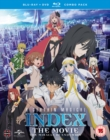 A   Certain Magical Index: The Movie - The Miracle of Endymion - Blu-ray