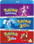 Pokémon Movie Collection - Blu-ray
