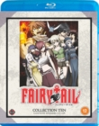 Fairy Tail: Collection 10 - Blu-ray